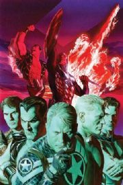 Invaders Now #1 Dynamic Forces Alex Ross Virgin Variant DF COA (2010) Marvel comic book